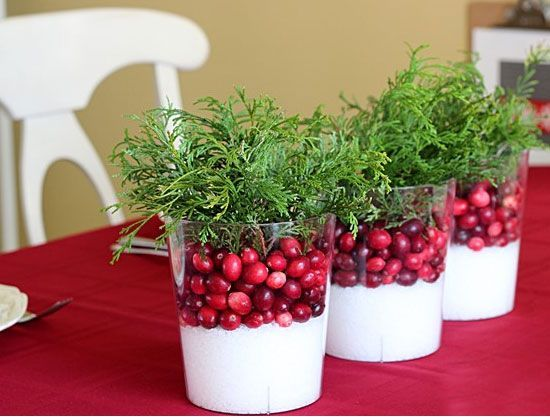 Pinterest the world s catalog of ideas for Artificial cranberries for decoration