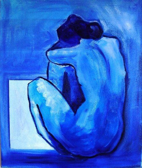 NOW ~ NEW designs for Living ~as~ Love are Self-Chosen  |  Picasso  Periodo Azul
