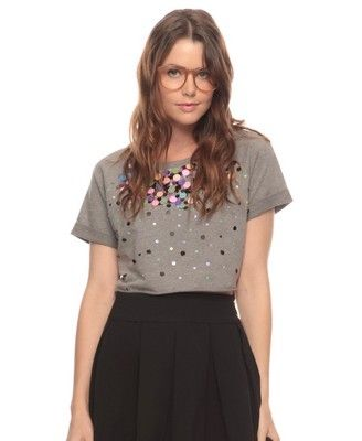 Sequined Pullover - StyleSays