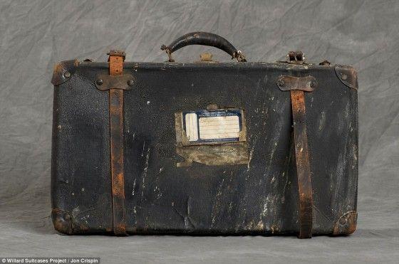 Suitcase just in case