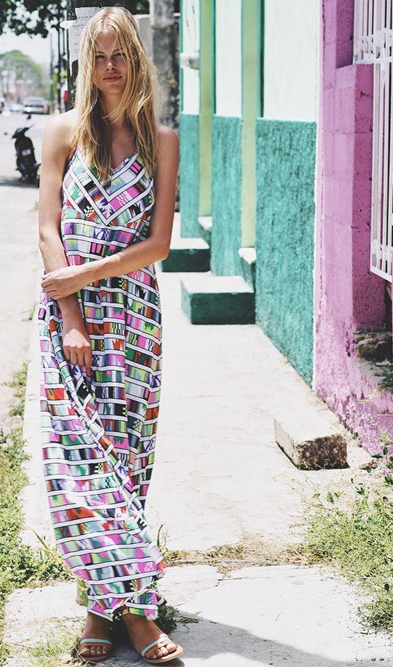 Shop maxi dresses at #Shobpop
