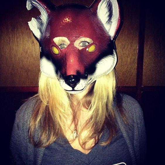#animalcloud #thehotelcafe #hollywood #keithsscaryassmask