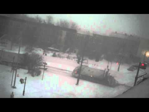 New York City Hunkers Down As Blizzard Brings Snow_Blizzard Jonas Part 2...