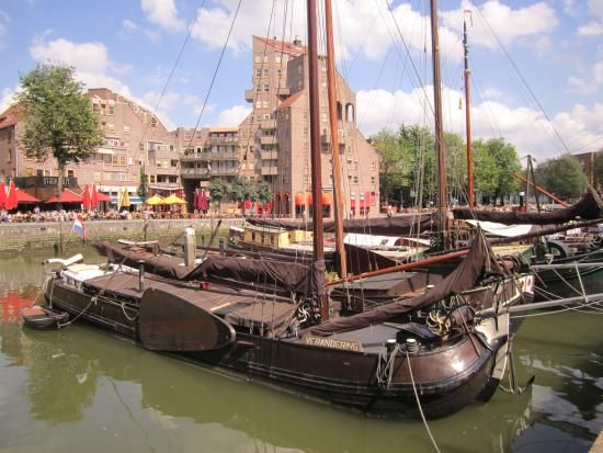 Photo of Old Harbour Rotterdam