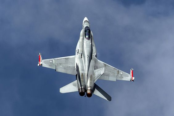 McDonnell Douglas F/A-18 Hornet, Finnish Air Force | by CH Aviation