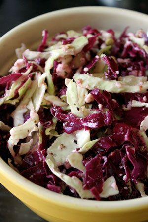 cabbage feta salad