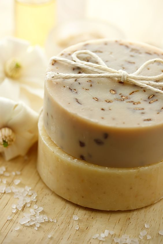 Olive & Shea Butter Soap