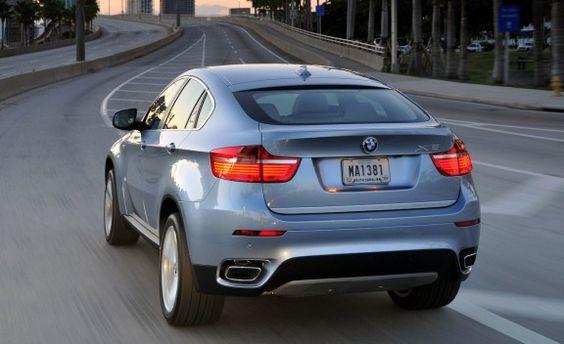 BMW X6 Hybrud, LA BMW Sales, New Century BMW, BMW X6