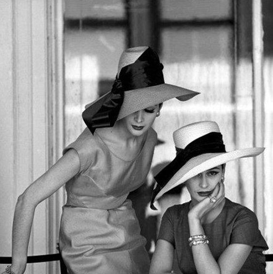 moda en los 50s