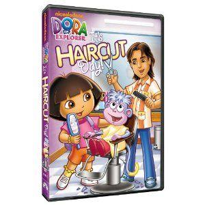 Dora the Explorer It's Haircut Day