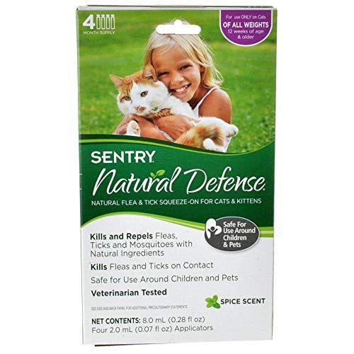 Seresto Flea And Tick Collar For Cats 1 Ct Cat Fleas Cat Flea Collar Fleas