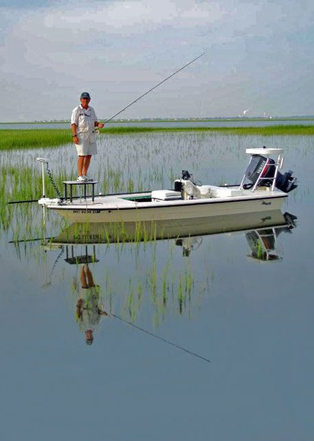 Pinterest the world s catalog of ideas for Pond fishing boats
