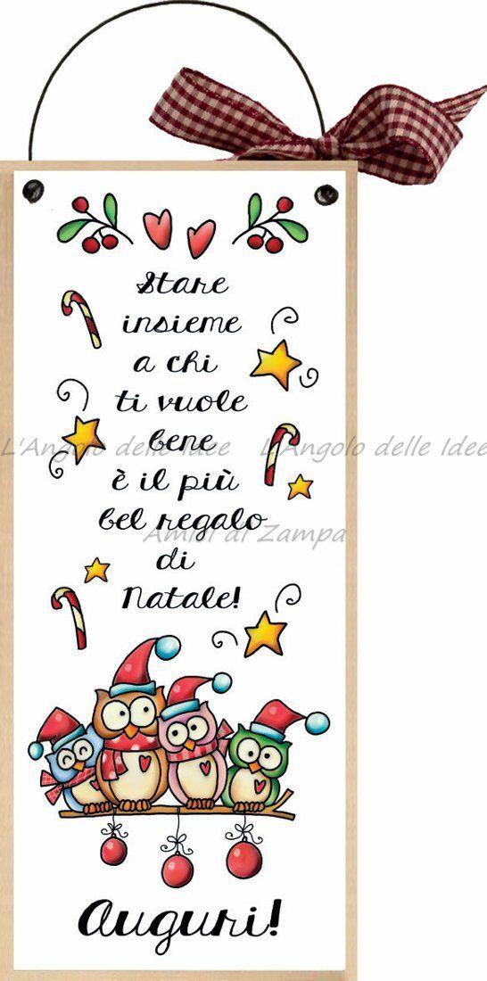 Buon Natale Spiritoso.Formelle Con Ferretto Cm 10x24 Auguri Stare Insieme A Chi Ti Vuole Bene Idea Regalo Targa Porta Con Scritta Spiritosa Natale Buon Natale Parole Di Natale