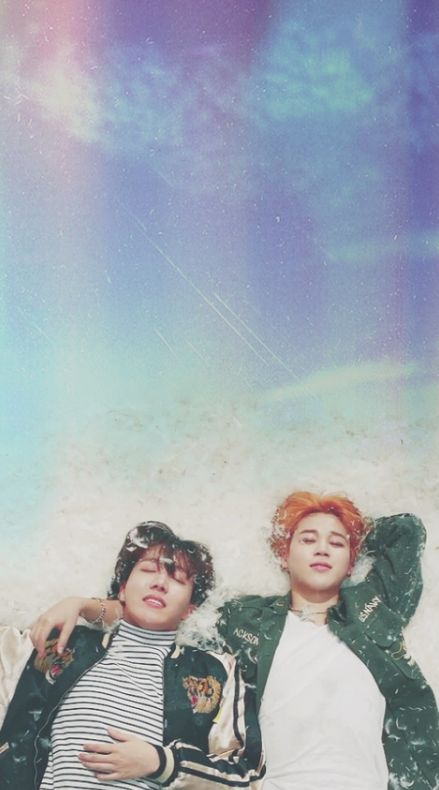BTS  Jimin and JHope wallpaper for phone  BTS *♡*  Pinterest  Love this, Love and