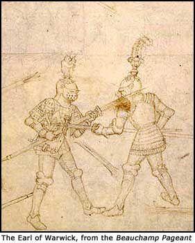 Thomas de Beauchamp, 11th Earl of Warwick | Richard de Beauchamp, 12th Earl of Warwick (1382-1439) [Hundred Years ...