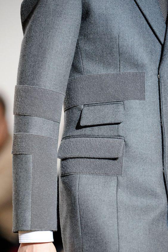 Raf Simons Fall 2010 Menswear - Details - Gallery - Style.com