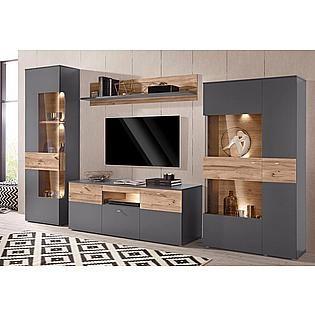 Trendmanufaktur Wohnwand Toledo Set 5 Tlg Bestellen Wohnen