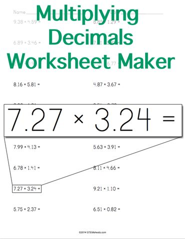 math worksheet : decimals worksheets multiplying decimals and decimal on pinterest : Decimal Multiplication And Division Worksheets