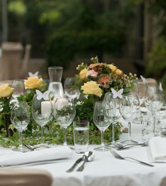 Anna Lauridsen Photography, Wedding Table Decoration