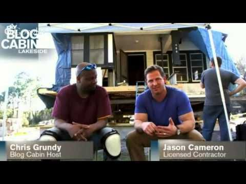 Behind the Scenes at Blog Cabin 2014 with Jason Cameron and Chris Grundy