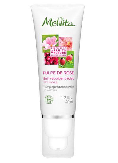 Melvita Pulpe De Rose Plumping Radiance Cream - Melvita