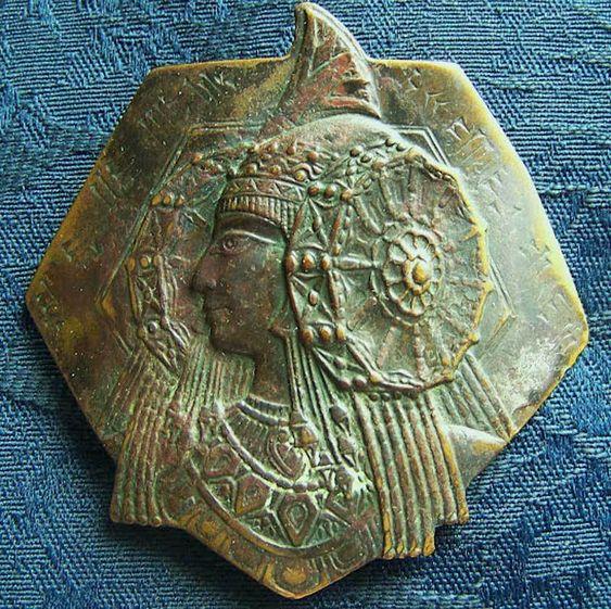 La Dama de Elche es Isthar anunnaki de la Atlántida | contraperiodismomatrix