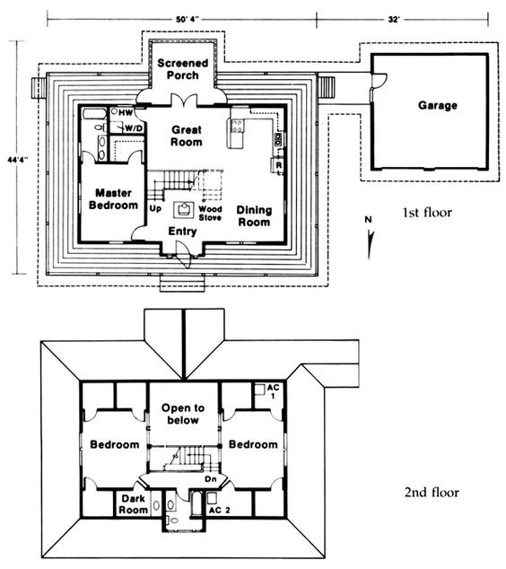 Florida Cracker House Plans Florida