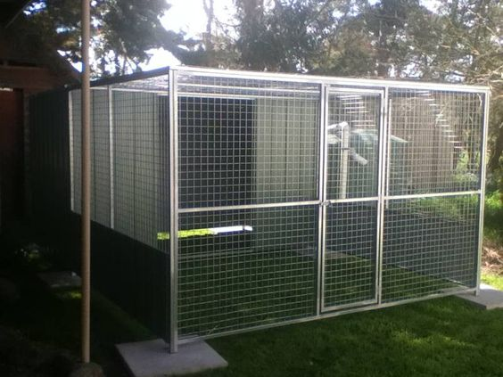 Cat Yards And Enclosures Brand New Dog Enclosure Pen Cage Yard