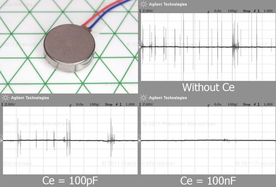 AB-005: Reducing Electromagnetic Interference (EMI) Using Techniques for DC Motors to Improve Systems Electromagnetic Compatibility (EMC) Performance. #dcmotors