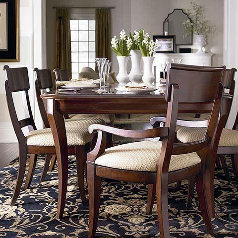 die besten 17 bilder zu dining rooms auf pinterest | metallstühle, Esstisch ideennn