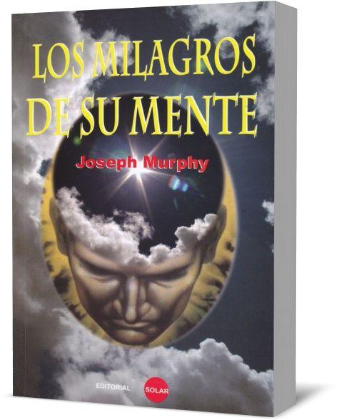 Milagros De Tu Mente Joseph Murphy Pdf In 2021 Superhero Logos Let It Be