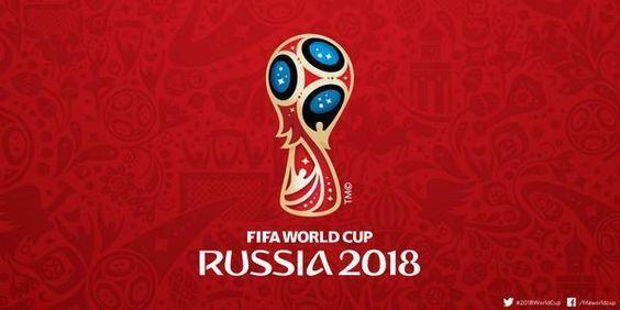 Este 28 de octubre se reveló el logo de la Copa Mundial de Fútbol #Rusia 2018