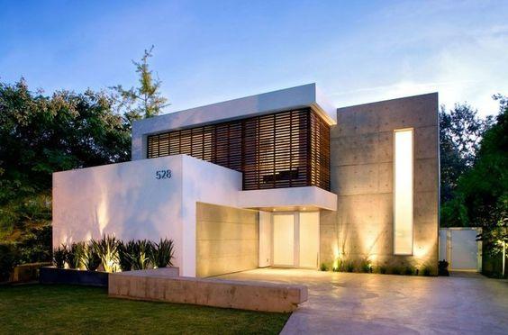 fachadas de casas espectaculares - Buscar con Google