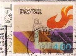Recursos naturais - Energia Fóssil - Portugal