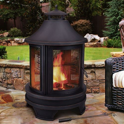 Ace Outdoor Wood Burning Stove