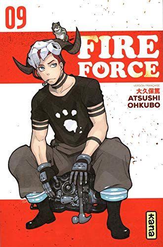 Fire Force Tome 9 Pdf Gratuit Telecharger Livre Titre Fire