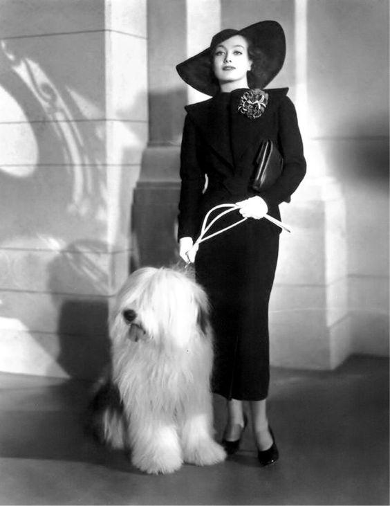 Joan Crawford  #HEROIKX:
