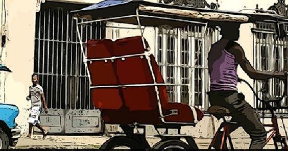 Reggio Calabria - Al Csoa Cartella presentazione de! libro Cuba - geografia del desiderio