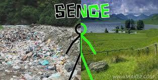 Her türlü israf ve istismar ile tükettiğimiz Dünya... Çöplüklere gönderdiğimiz yiyecekler... Umursamazlığımız... Bilinçsizliğimiz... Gör...