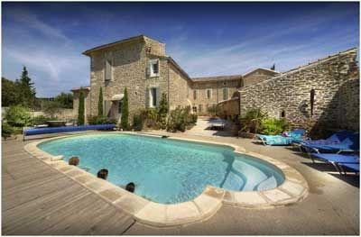 Chambres d'hôtes à vendre à Grignan dans la Drôme