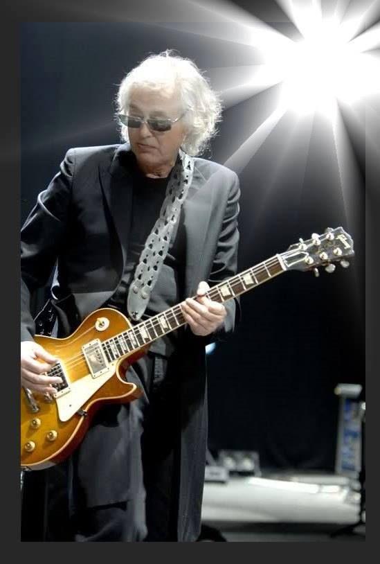 Jimmy Page, O2 London 2007