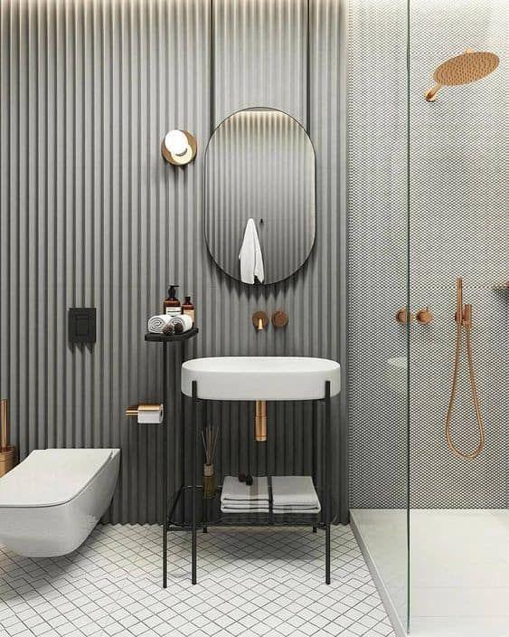 tendances salle de bain 2021 salle de