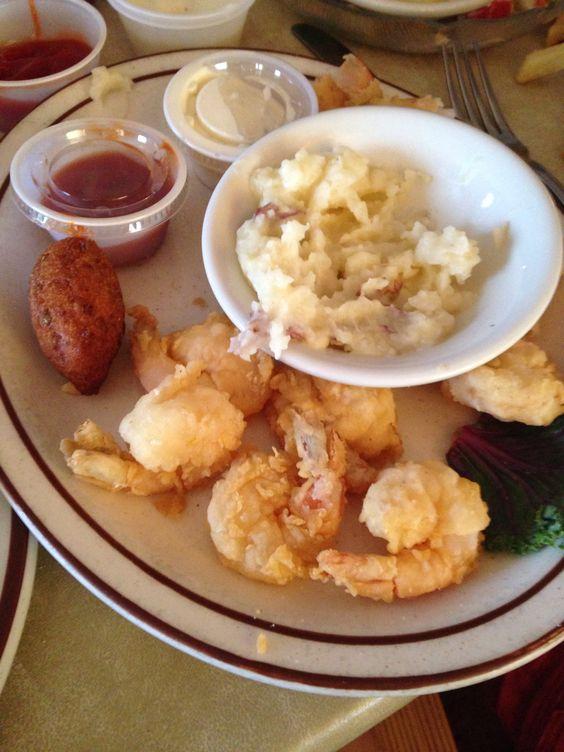 Loves seafood in savannah Georgia