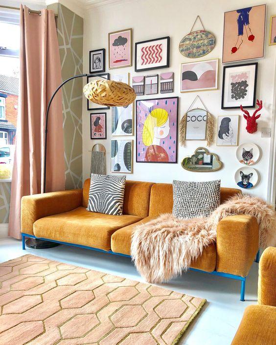 39 Bright Home Decor To Copy Today interiors homedecor interiordesign homedecortips