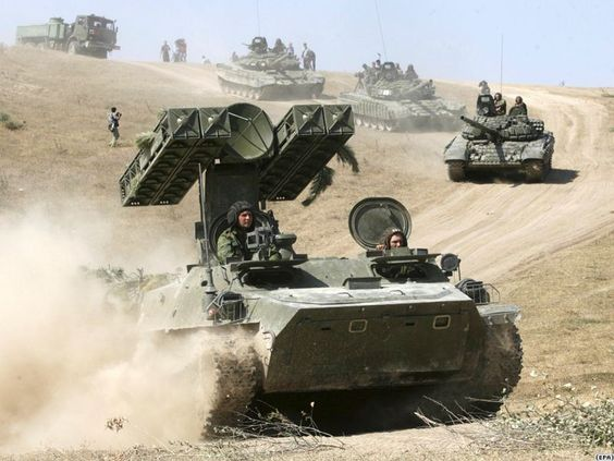 9K35 Strela 10 Self-Propelled Air Defence System (Russia)