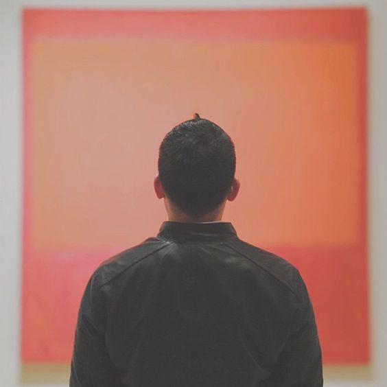 ArtGrams  The Rothko Room   Via Instagrammer  pootie ting   Feeling Red   Rothko. ArtGrams  The Rothko Room   Via Instagrammer  pootie ting