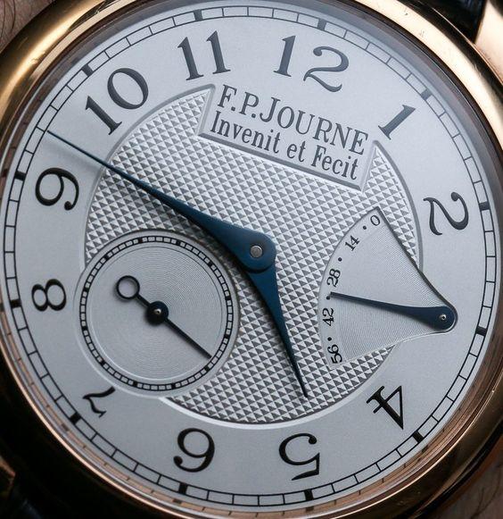F.P. Journe Chronometre Souverain Watch