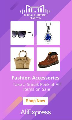 Ali Express Fashion Accessories offers must be tried! LOW PRICES!!! http://ad.zanox.com/ppc/?38746087C795198972T
