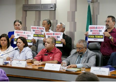 G.H.: Frente parlamentar vai defender trabalhadores de g...