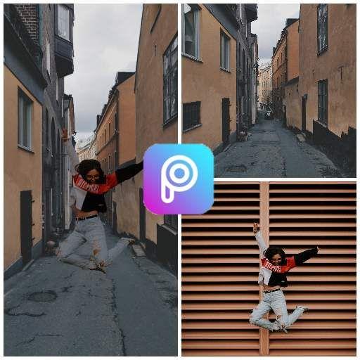 Cara Mengganti Background Foto Dengan Picsart Android Pengeditan Foto Android Fotografi